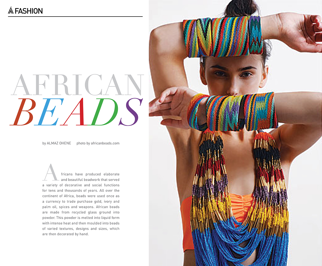 African_beads