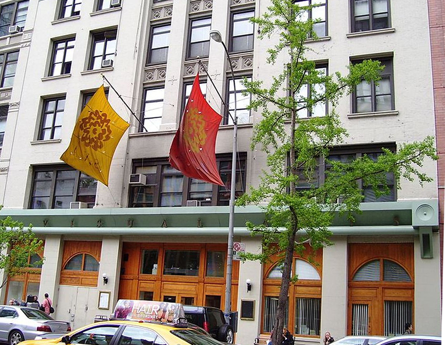 The School of Visual Arts, New York